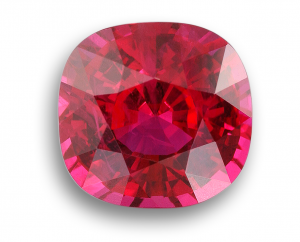 Red Ruby genuine image