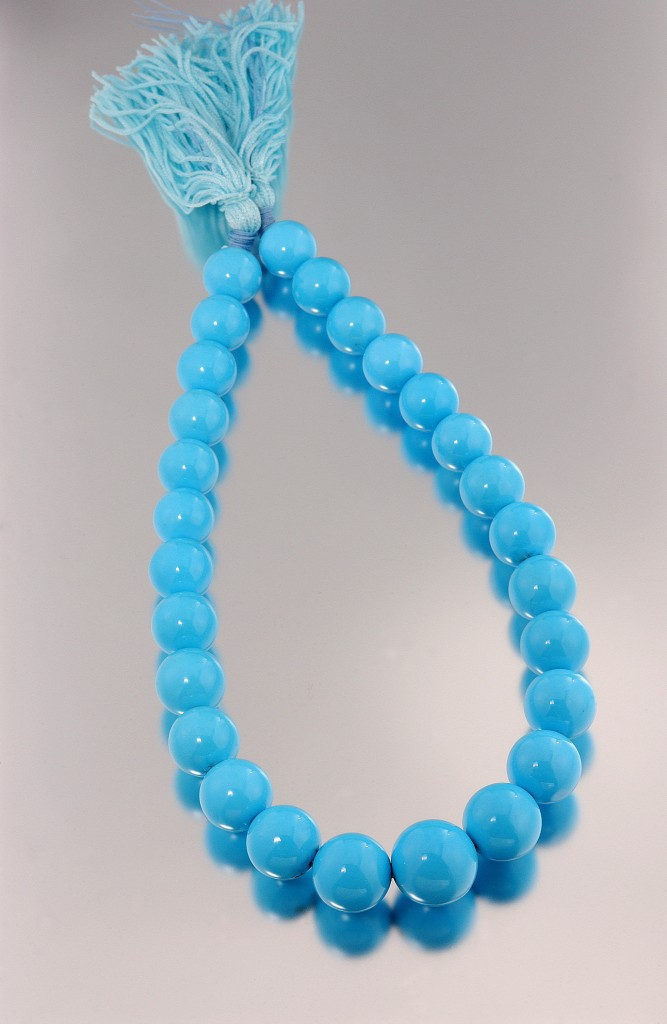 Image of Turquoise Necklace Strand