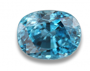 Image of Zircon Blue Oval