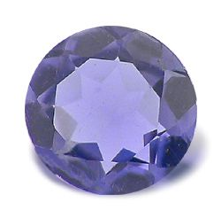 Image of Round Cut Natural Iolite